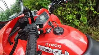 4. Kymco MXU 500 IRS
