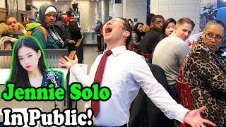 JENNIE (Blackpink) - SOLO - KPOP Dance in Public!!