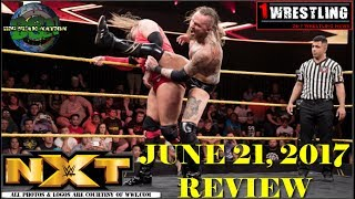 Nonton THE NUTS & VOELTZ OF NXT! NXT 6/21/17 REVIEW! Film Subtitle Indonesia Streaming Movie Download