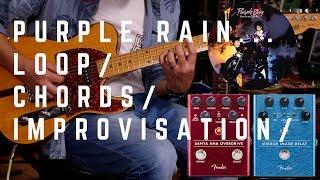 Video Purple Rain - Loop, Chords and Improvisation Ideas MP3, 3GP, MP4, WEBM, AVI, FLV Juni 2018