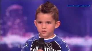 (Vietsub - Bật CC) Mãn nhãn với bài nhảy của cậu bé 6 tuổi trong American's got talent.
