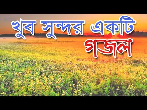 Best bangla gojol 2018 | Sarsina gojol 2018 | New Islamic song 2018