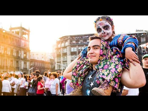 Desfile Día de Muertos CDMX 2017 - Day Of the Dead Parade Mexico City 2017
