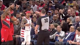 Isaiah Thomas Ejected 1.5 Minutes Into The Game For Making Contact With Ref