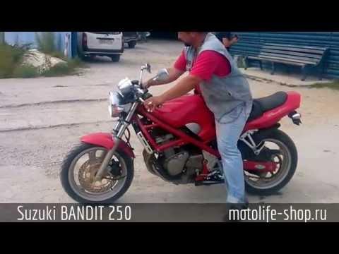 Стоит ли покупать suzuki bandit 250 фотография