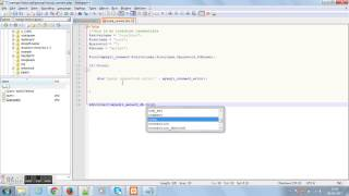 How to get values from database table  -   php and mysql tutorial