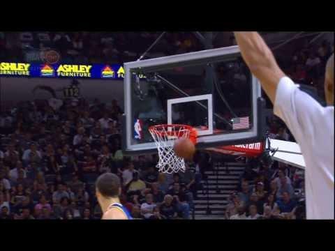 Warriors 2013 Playoffs:  Round 2, Game 2 vs. Spurs