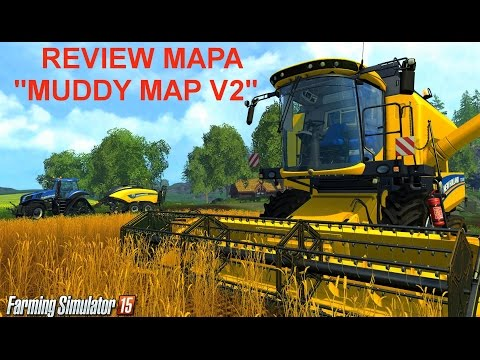 Muddy Map Beta