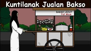 Download Video KUNTILANAK JUALAN BAKSO - KARTUN HOROR LUCU MP3 3GP MP4