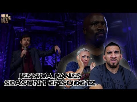 Marvel's Jessica Jones Season 1 Episode 12 'AKA Take a Bloody Number' REACTION!