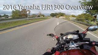8. 2016 Yamaha FJR1300 Overview
