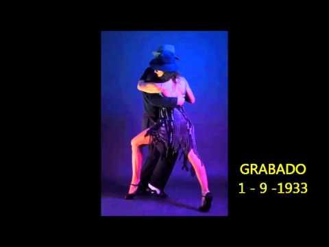 chamuyo - En historiando a don FRANCISCO CANARO el tango instrumental EL CHAMUYO grabado el 1 de septiembre de 1933.