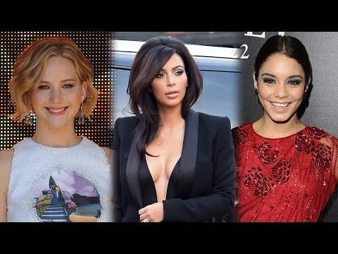 photos - Shocking Celeb Nude Scandals ▻▻ http://youtu.be/QSGqK_AwNdc More Celebrity News ▻▻ http://bit.ly/SubClevverNews The celebrity Nude leaker strikes again and this time, Kim K and Vanessa...