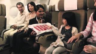 The SWISS travel experience in 60 seconds.