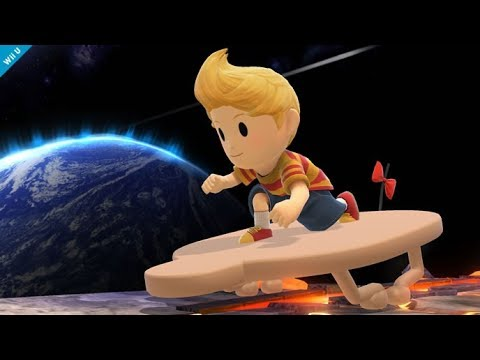 Top 10 Most Hype Lucas Plays #2 - Super Smash Bros for Wii U