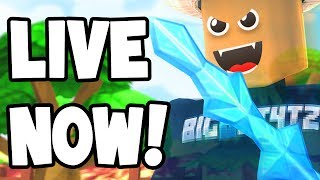 •LIVE! - ROBLOX MURDER MYSTERY 2 w/Subscribers! - COME JOIN ME!