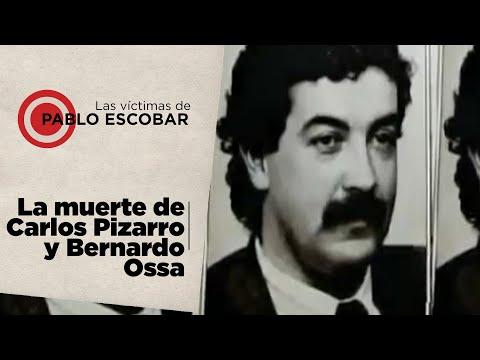 Las víctimas de Pablo Escobar parte 6, La muerte de Bernardo ...