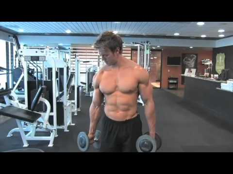 Personal Training Workout Tips with Rob Riches. Part 7: Biceps