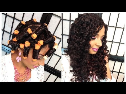5 Best Perm Rod Set Youtube Tutorials Slide 1
