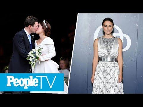 Recap Of Princess Eugenie's Royal Wedding, Kiera Knightly Dishes On Motherhood | PeopleTV
