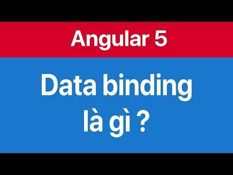 03-Data binding là gì và quản lý module trong Angular