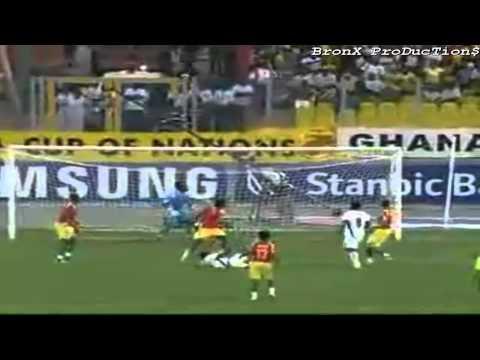 Asamoah Gyan en el Sunderland