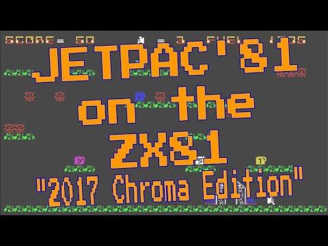 JetPac'81 \
