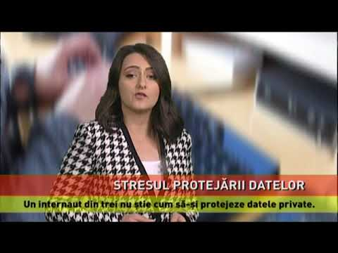 Stresul protejării datelor personale, în mediul online