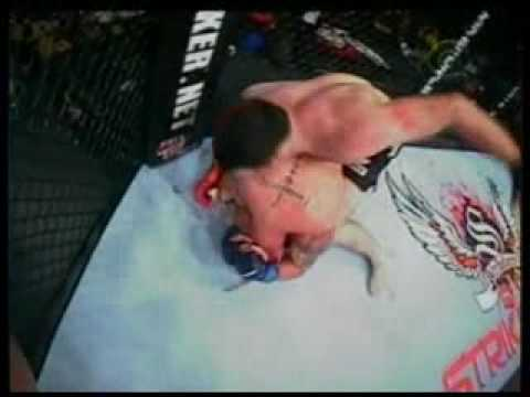 Jason Mayhem Miller vs Tim Stout at Strikeforce Nashville April 17 2010