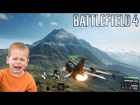 Ну попал же !!! Battlefield 4