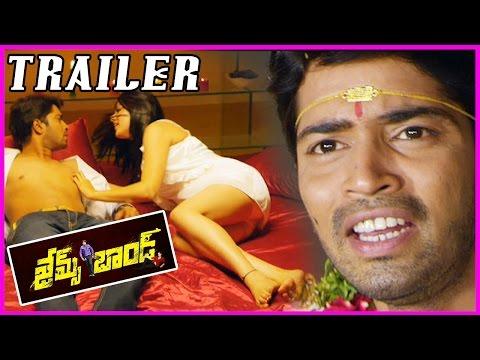 Video James Bond Release Trailer - Latest Telugu Movie Trailer -  Allari Naresh & Sakshi Chowdary download in MP3, 3GP, MP4, WEBM, AVI, FLV January 2017