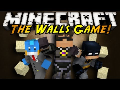 walls - 15 MINUTES TO GATHER SUPPLIES BEFORE THE WALLS DROP AND AN ALL OUT BRAWL BETWEEN 4 TEAMS BEGINS! WILL SKY'S TEAM WIN?! OR WILL THEY BE DESTROYED BY THOSE WHO...