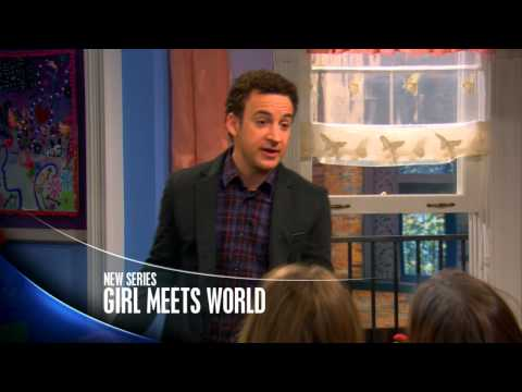 meets - Girl Meets World is coming to Disney Channel! For more of your favorite Disney Channel shows, visit http://www.DisneyChannel.com Click the SUBSCRIBE button t...