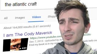 The Minecraft Black Market? (Google Search Challenge)