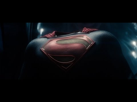 First Full-Length Man Of Steel Trailer: Superman Has Never Looked So Badass