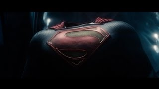 Man Of Steel  Official Trailer 2 HD