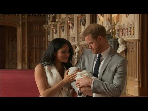 M. Βρετανία: To μωρό του Χάρι και της Μέγκαν