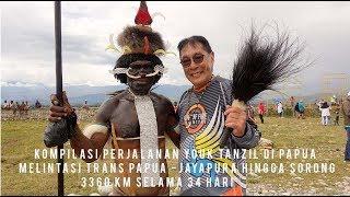 Download Video Rangkuman Perjalanan 34 hr Papua & Papua Barat 662 Mb MP3 3GP MP4
