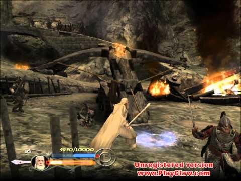 Le Seigneur des Anneaux : Le Retour du Roi GameCube