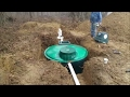 Dream Country Home Update; Septic System Installed