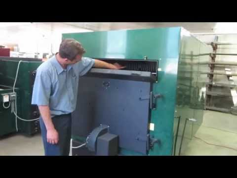 The Glenwood 7080 Multi-Fuel Biomass Boiler - System Overview