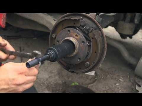 Antriebswelle Einziehen Werkzeugsatz MG50046