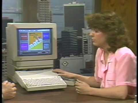 Apple II Forever - Apple IIc Apple II-GS 1988