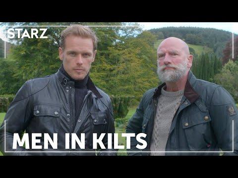 Road Trip Must-Haves | Men in Kilts | STARZ
