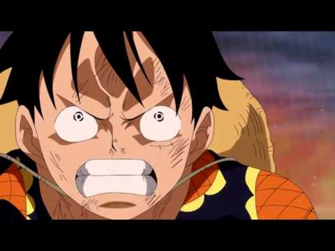 One Piece Episode 725 - The Gear Fourth!
