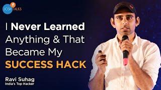 Cracking programming languages, without books | Ravi Suhag