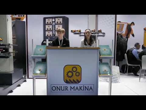 Onur Makina Exhibition Image