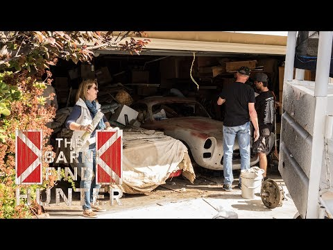 Uncovering $1,000,000 Barn Find | Barn Find Hunter - Ep. 16