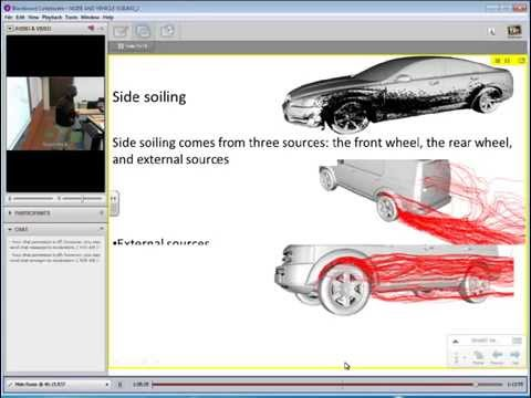 Vehicle Soiling: Theory and Applications of Ground Vehicle Aerodynamics