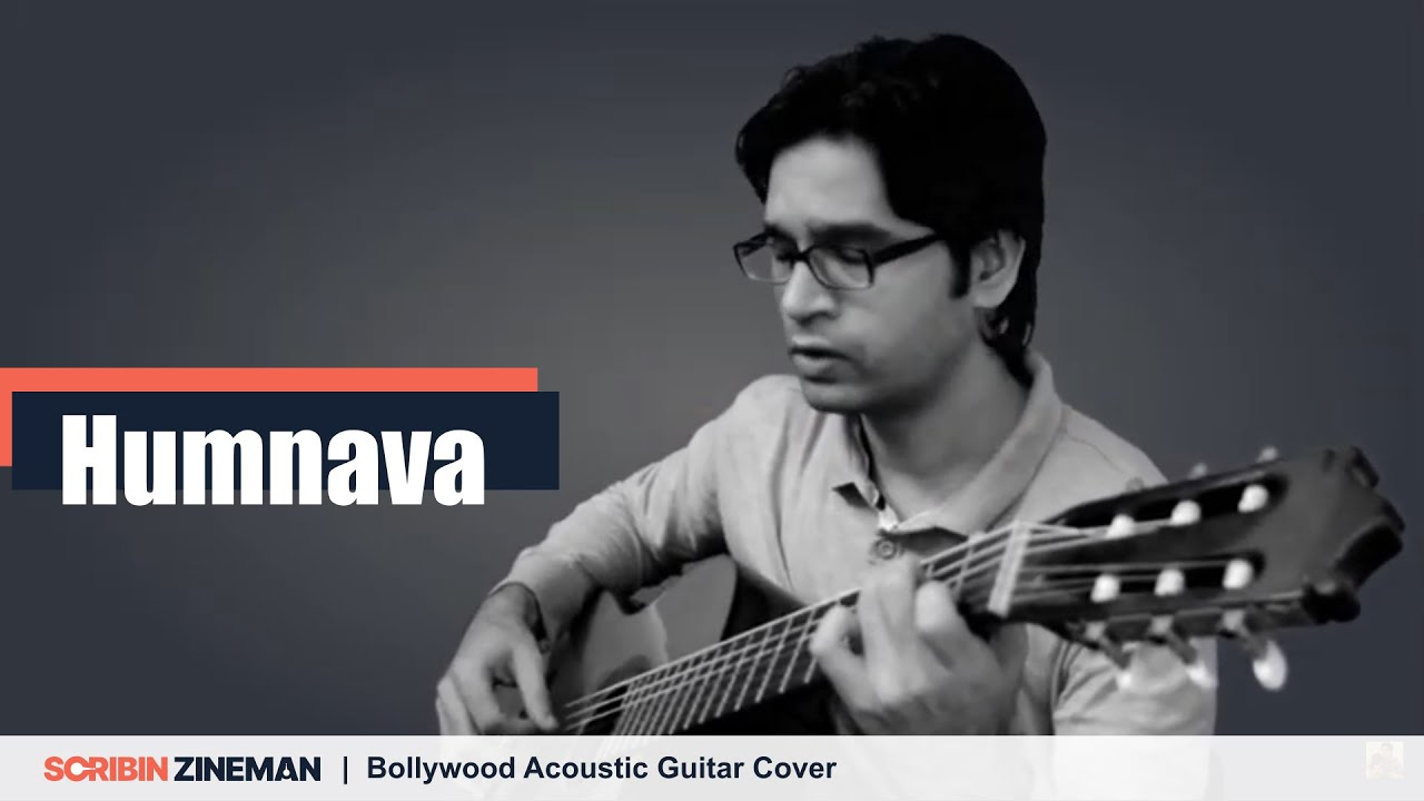 Humnava Guitar Cover + Chords | Papon | Jubin Nautiyal | Hindi Guitar Songs